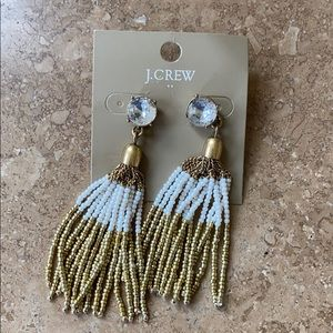 NWT! J crew earrings